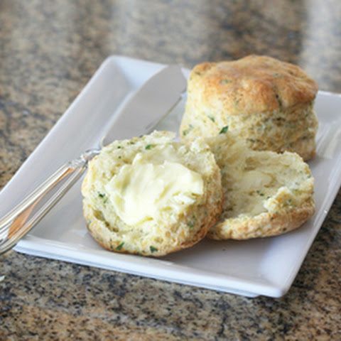 Parsley Biscuits