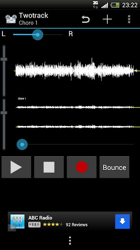 Twotrack audio recorder free