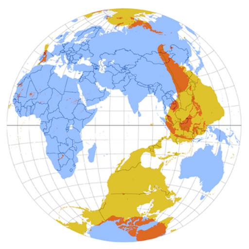 World Antipode LOGO-APP點子