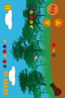 Screenshot of Cannonball Monkey Free