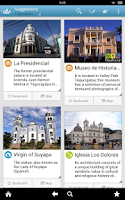 Screenshot of Honduras Guide by Triposo
