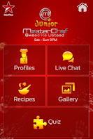 Screenshot of Junior MasterChef India
