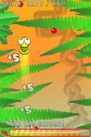 Screenshot of Worm Jump