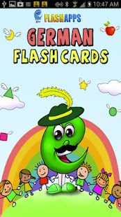 German Flashcards for Kids - screenshot