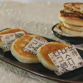 Sweet Rice Flour Pancake Recipes