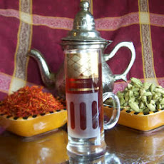 Kuwaiti Traditional Tea