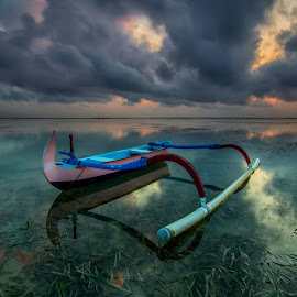 **jukung kipe** by Seplo Ingoeh - Landscapes Waterscapes
