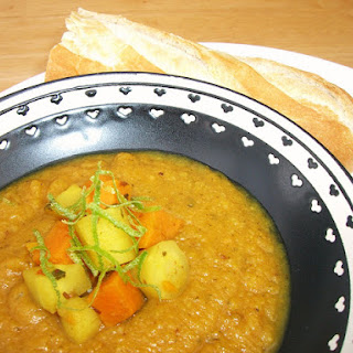 Curried Sweet Potato And Parsnip Soup Recipes