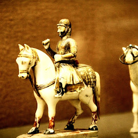 I am about to ride... by Sushanto Bhattacharya - Artistic Objects Toys