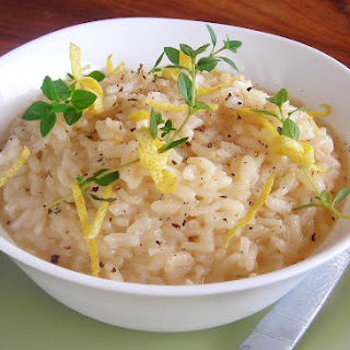 Pressure Cooker Risotto - Basic