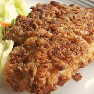 French's® Crunchy Onion Pork Chops