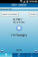 Screenshot of Easy Chinese - Learn Chinese !