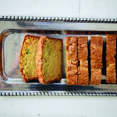 Avocado Pound Cake