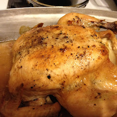 Steam Roasted Chicken