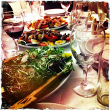First Supper at The Sharing Supperclub