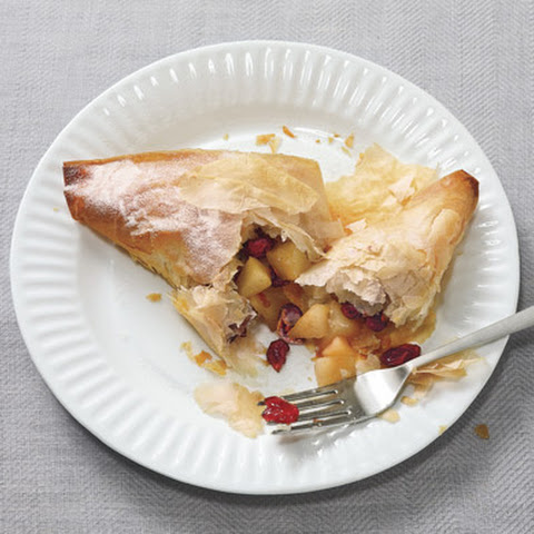 Pear-Cranberry Turnovers