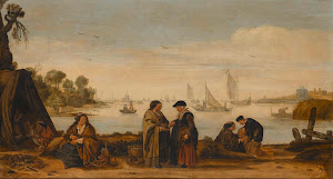RIJKS: Arent Arentsz.: painting 1631