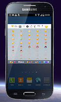 Screenshot of CoolSymbols emoticon emoji