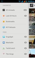 Screenshot of Tech Digest