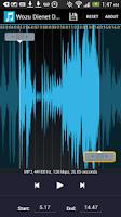 Screenshot of Ringtone Maker and Editor