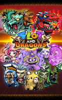 Screenshot of Slot and Dragons 777