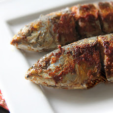 Beyond Curry: Indian Mackerel Fry