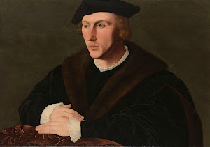 RIJKS: Jan van Scorel: Portrait of Joris van Egmond 1540
