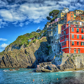 Riomaggiore by Cristian Peša - Buildings & Architecture Other Exteriors