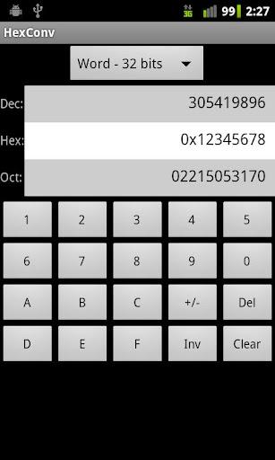 【免費工具App】HexConv-APP點子