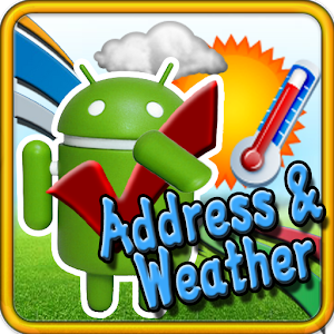 Address and Weather