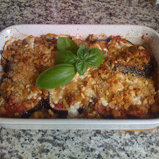 My Mother's Eggplant Parmigiana