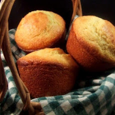 Junior's Golden Corn Muffins