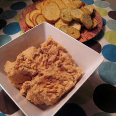 Spicy Butter Bean Dip