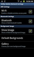 Screenshot of WiFind Live Wallpaper