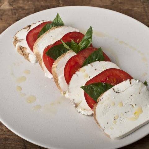 Caprese Salad With Mozzarella Balls Recipes | Yummly