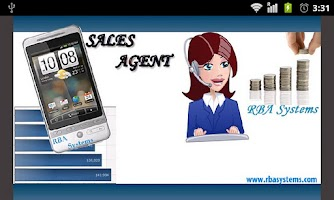 Screenshot of Sales Agent