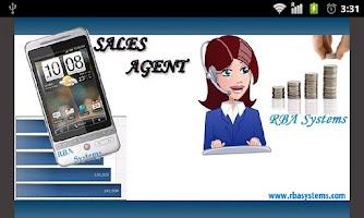 Screenshot of Sales Agent