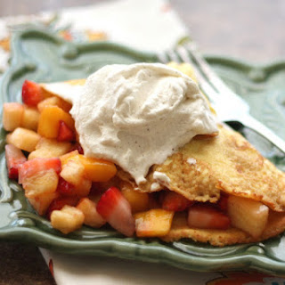 Crepes With Pineapple Recipes