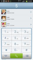 Screenshot of Borqs Dialer