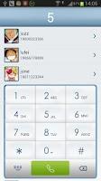 Screenshot of Borqs Dialer