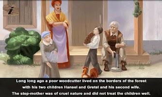 Screenshot of Hansel and Gretel : Story Time