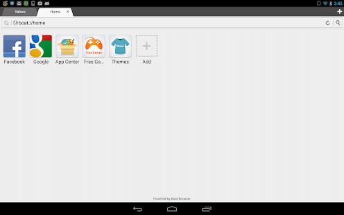 Boat Browser for Android Screenshot