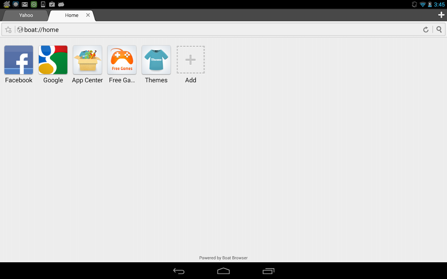 Boat Browser for Android Screenshot 9