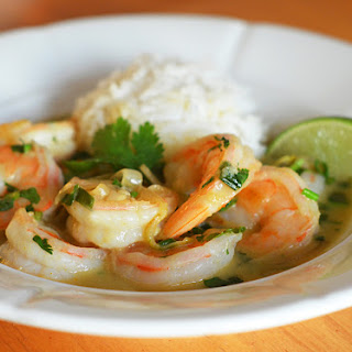 Thai Shrimp Curry
