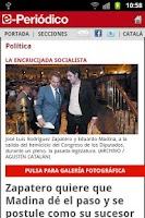 Screenshot of e-Periodico