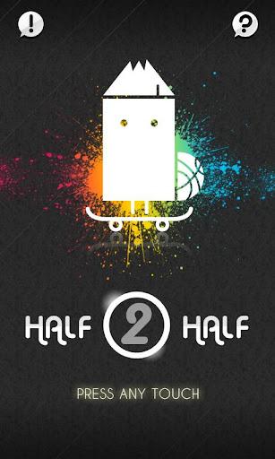 A02 Half Half 1 2+1 2=1