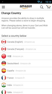 APK App Amazon Shopping for iOS