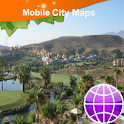 Almeria Street Map icon