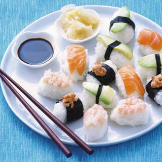 Vinegar Sauce Sushi Recipes