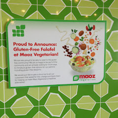 Photo from Maoz Vegetarian